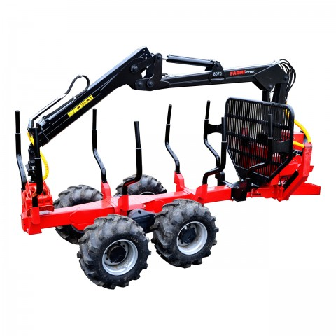 FARMI PROFDRIVE 12-4WD